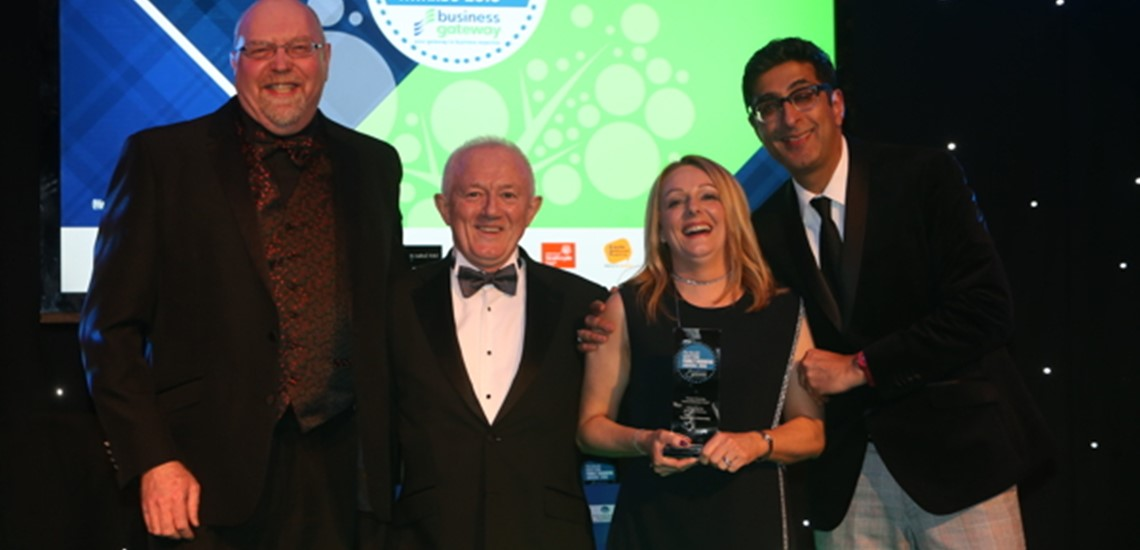 Campbell & Kennedy Winners Fastest Growing Family Business Award